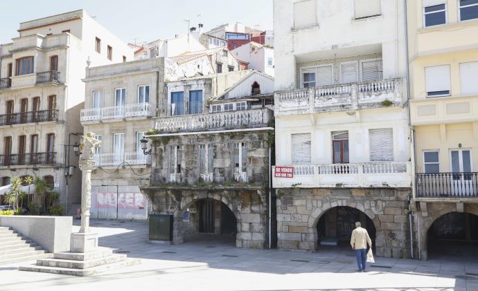 Subvenciones de hasta 13.000 euros para compra de viviendas en Galicia